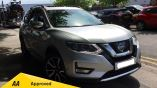 Nissan X-Trail 1.6 dCi Tekna 5dr Xtronic Diesel Automatic (2018) thumbnail image