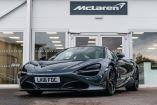 McLaren 720S Performance V8 Coupe SSG 4.0 Automatic 2 door (2018) at McLaren Hatfield thumbnail image