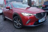 Mazda CX-3 1.5d Sport Nav 5dr Diesel Hatchback (2016) at Maidstone Honda and Mazda thumbnail image