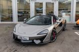 McLaren 570S Spider Spider 2 door Convertible (2018) at McLaren Hatfield thumbnail image