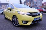 Honda Jazz 1.3 EX 5dr Hatchback (2016) at Doves Vauxhall Southampton thumbnail image