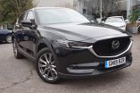 Mazda CX-5 2.2d [184] Sport Nav+ 5dr AWD Diesel Automatic Estate (2019) at Maidstone Suzuki, Honda and Mazda thumbnail image