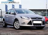 Ford Focus 1.6 TDCi 115 Zetec 5dr Diesel Hatchback (2013) at Ford Croydon thumbnail image