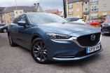 Mazda 6 2.2d SE-L Lux Nav+ 4dr Diesel Saloon (2019) at Bolton Motor Park Abarth, Fiat and Mazda thumbnail image