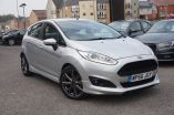 Ford Fiesta 1.0 EcoBoost 125 ST-Line 5dr Hatchback (2017) available from Bolton Motor Park Abarth, Fiat and Mazda thumbnail image