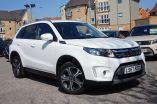Suzuki Vitara 1.6 SZ5 5dr 2WD Estate (2017) available from Preston Motor Park Fiat and Volvo thumbnail image