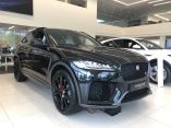Jaguar F-PACE 5.0 Supercharged V8 SVR AWD Automatic 5 door Estate (18MY) available from Jaguar Swindon thumbnail image
