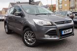 Ford Kuga 2.0 TDCi Titanium 2WD Diesel 5 door Estate (2014) at Dees Ford Commercial Vehicles thumbnail image