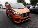 Ford Transit Custom 280 L1 Motion R 130PS Euro 6 Diesel 5 door (2019) at Dees Ford Commercial Vehicles thumbnail image