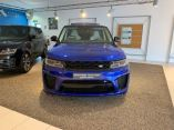 Land Rover Range Rover Sport 5.0 V8 S/C 575 SVR - Sliding Panoramic Roof - Privacy Glass - Head Up Display -  Automatic 5 door 4x4 (18 MY) at Land Rover Woodford thumbnail image