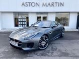 Jaguar F-TYPE 3.0 Supercharged V6 R-Dynamic 2dr Automatic 3 door Coupe (2017) at Aston Martin Birmingham thumbnail image
