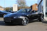 Aston Martin DB9 V12 2dr Volante Touchtronic [470] 5.9 Automatic Convertible (2012) available from Aston Martin Birmingham thumbnail image