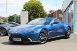 Aston Martin New Vantage 2dr ZF 8 Speed 4.0 Automatic 3 door Coupe (2020) at Aston Martin Brentwood thumbnail image