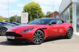Aston Martin DB11 V8 2dr Touchtronic 4.0 Automatic Coupe (2020) at Aston Martin Brentwood thumbnail image