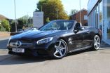 Mercedes-Benz SL SL 400 AMG Line Premium 2dr 9G-Tronic 3.0 Automatic Convertible (2019) at Aston Martin Brentwood thumbnail image
