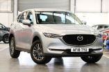 Mazda CX-5 2.2d SE-L Nav 5dr Diesel Estate (2018) at Maidstone Suzuki, Honda and Mazda thumbnail image