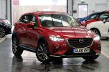 Mazda CX-3 2.0 Sport Nav + 5dr Hatchback (2018) available from Jaguar Swindon thumbnail image