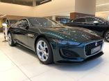 Jaguar F-TYPE Coupe Coupe 2.0 P300 RWD R-Dynamic 5.0 Automatic 2 door (2021) at Jaguar Swindon thumbnail image