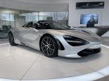 McLaren 720S Spider 4.V8 2 DR PERFORMANCE 4.0 Automatic 2 door Convertible at McLaren Hatfield thumbnail image