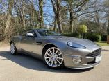 Aston Martin Vanquish S S V12 2+2 2dr, Tungsten Silver And Obsidian Black Leather, 2 Owners From New. 5.9 Automatic Coupe at Aston Martin Birmingham thumbnail image