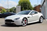 Aston Martin V8 Vantage Coupe 2dr [420] Latest Dash, 420BHP 4.7 3 door Coupe at Aston Martin Brentwood thumbnail image