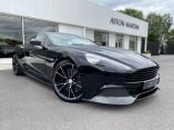 Aston Martin Vanquish V12 [568] 2+2 2dr Touchtronic 3 8 Speed, 2 Owners From New, Onyx Black, Bang And Olufsen. 5.9 Automatic 4 door Coupe at Aston Martin Birmingham thumbnail image