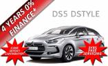 Citroen DS5 DStyle 1.6 e-hdi Airdream EGS6 115PS Auto