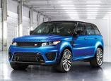 Land Rover Range Rover Sport SVR - All about performance.