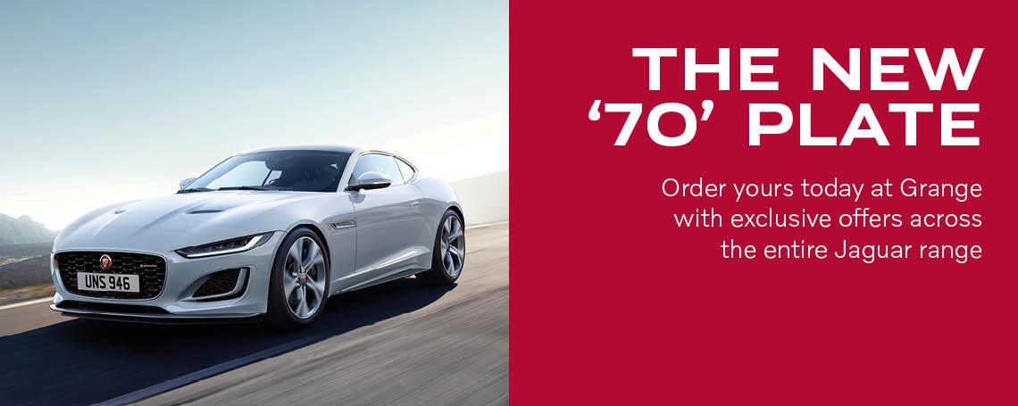 Super 70 Jaguar Cars