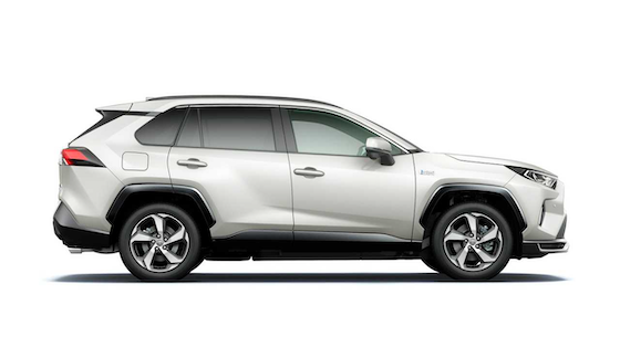New Suzuki Across SUV Offers
