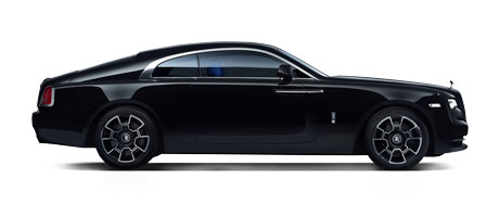Rolls-Royce Black Badge Wraith Offers
