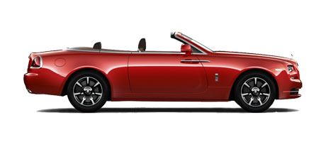 Rolls-Royce Dawn Offers