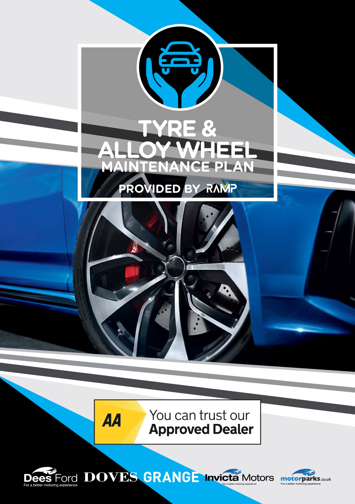 Tyre & Alloy Wheel Maintenance Plan - Provided by RAMP