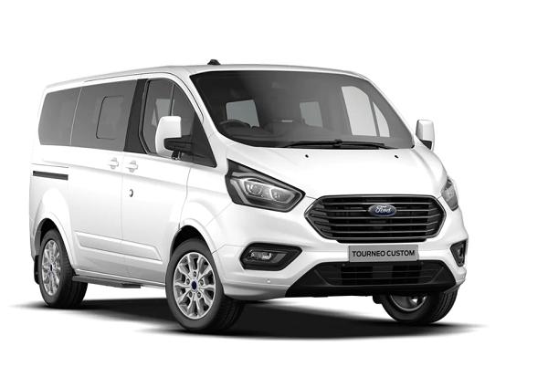 Ford Tourneo Custom Motability Offer