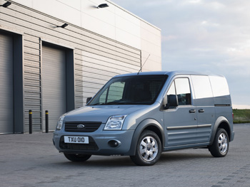 New Ford Transit Connect Vans