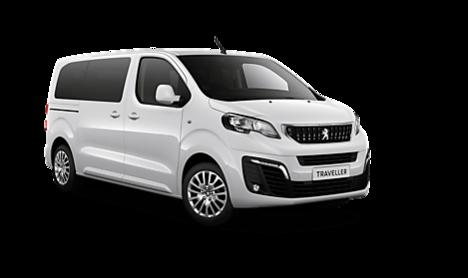 New Peugeot Traveller Motability Offer