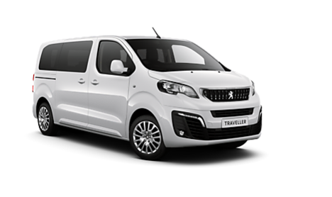 New Peugeot Traveller Offers