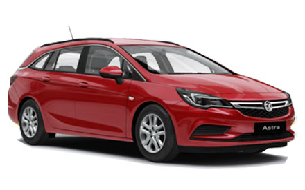 Vauxhall Astra Sports Tourer Offers