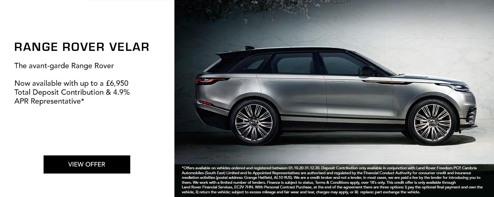 Grange Land Rover Barnet | Grange