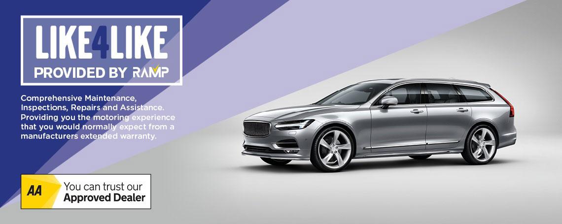 Volvo - Like 4Like