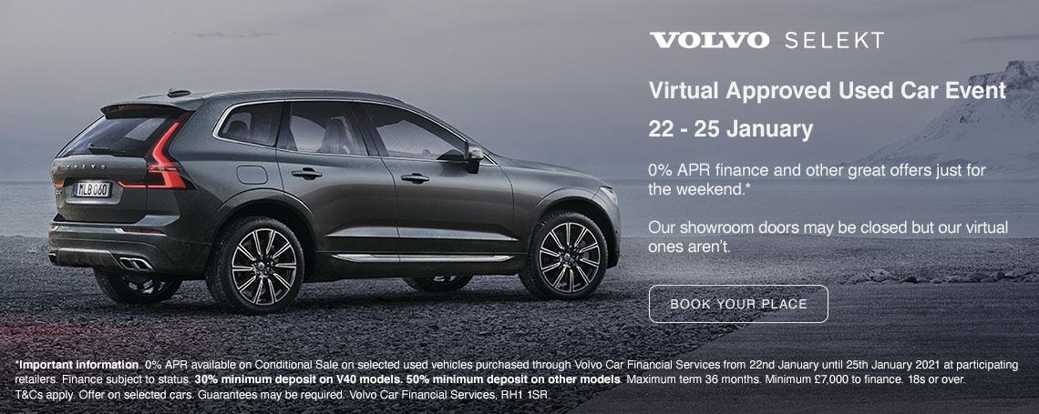 Volvo Selekt Event