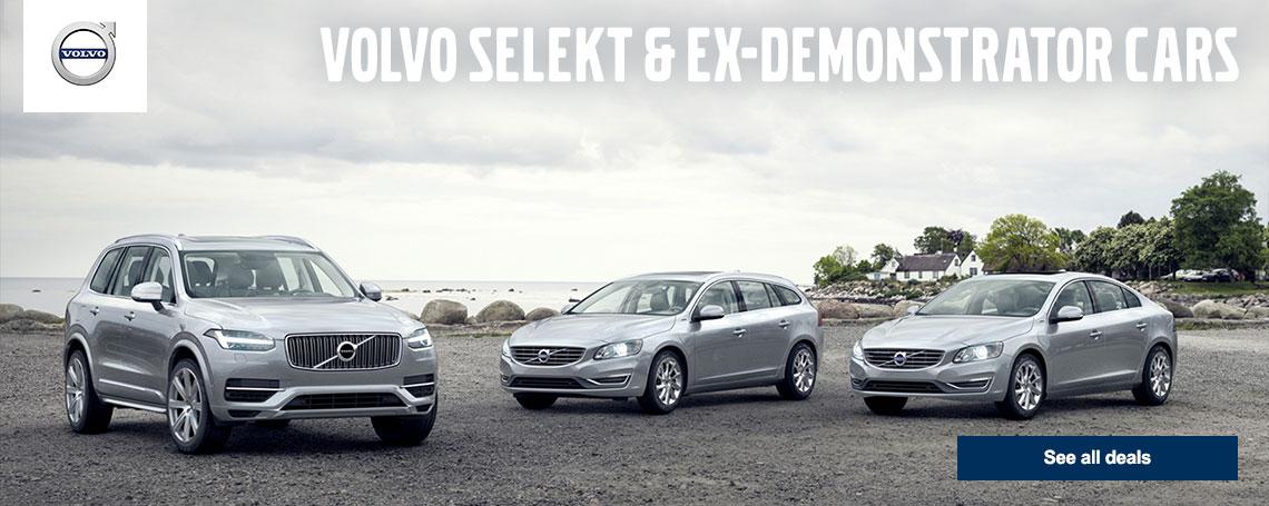 Doves Volvo Selekt at Preston