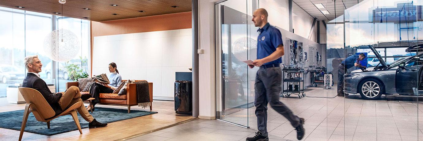 Volvo Service Promise at Doves Volvo