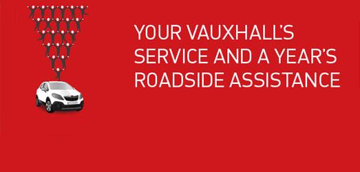 Vauxhall Roadside Assistance