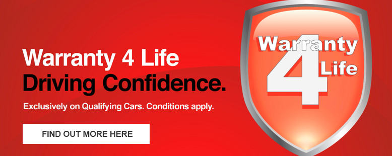 Warranty 4 Life - Driving Confidence in association with the RAC