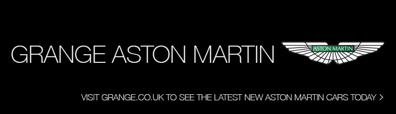 Visit Grange Aston Martin Welwyn for new cars
