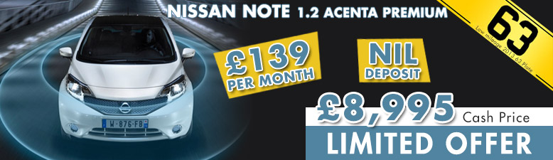 Nissan Note 63