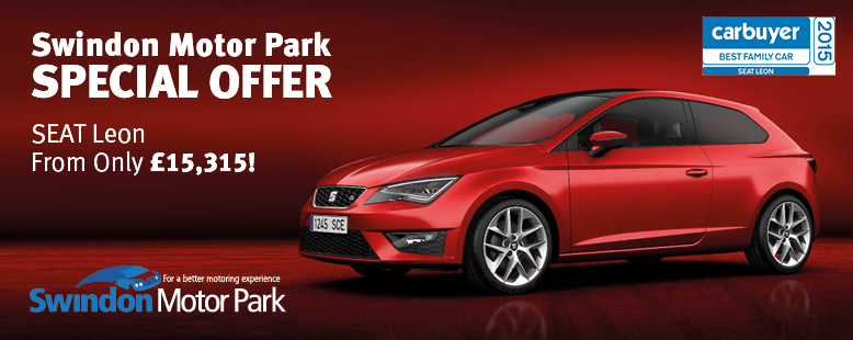 SEAT Leon From Only £15315