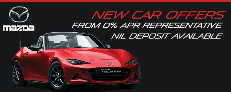Mazda New Offers Bolton Motorpark