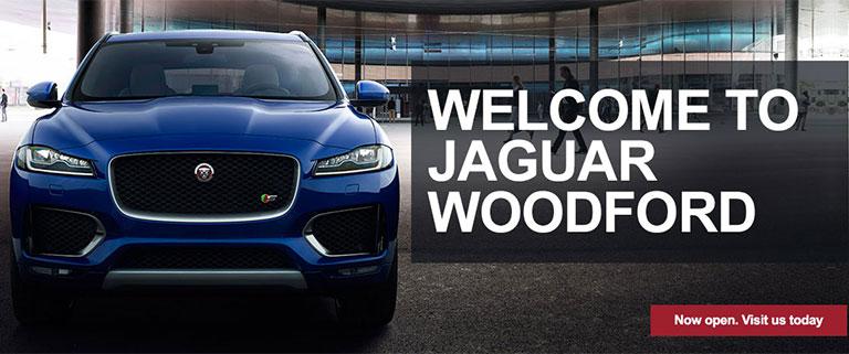 Grange Jaguar Woodford